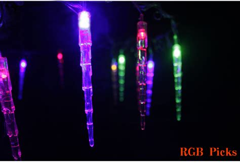 curtain led light holiday decoration small battery