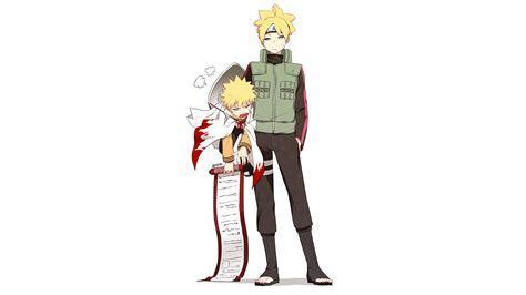 Naruto and Boruto Wallpaper #36436