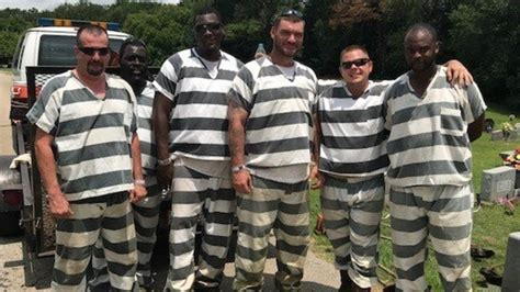 Polk County Court Records Inmates Rescue Polk County Officer Who Collapsed