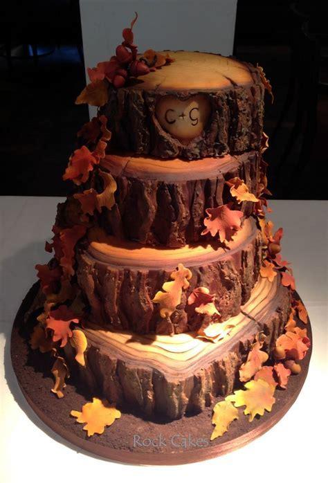 25  best ideas about Tree cakes on Pinterest   Birch tree