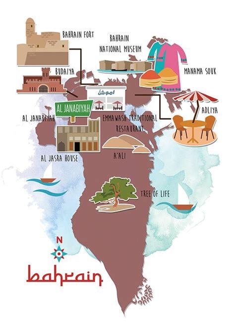 printable road map of bahrain best 25 map of bahrain ideas on pinterest bahrain