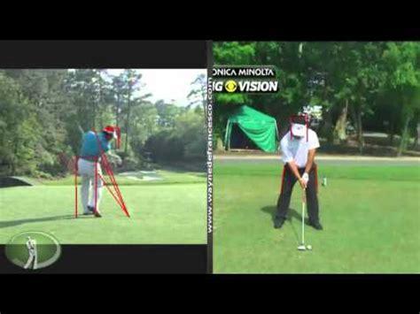 kj choi golf swing k j choi golf swing analysis youtube