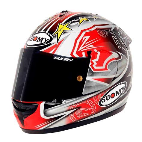Helm Suomy Suomy Helmets 2011 Biaggi Replica Mcn