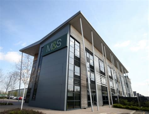 Mba Construction Uk by Marks Spencer East Midlands Distribution Centre Mba
