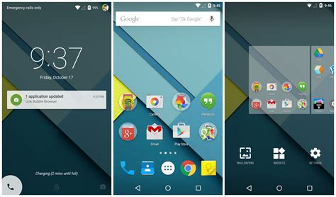 android 5 1 lollipop on nexus 5 right now how