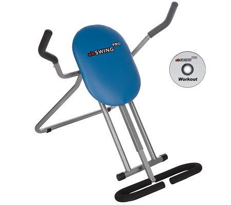 ab swing pro ab swing pro abdominal trainer with swing glide technology
