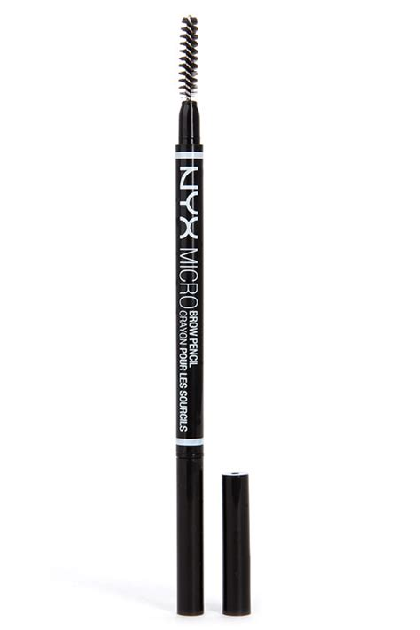 Nyx Eyebrow Pencil nyx micro brow pencil eyebrow pencil brow