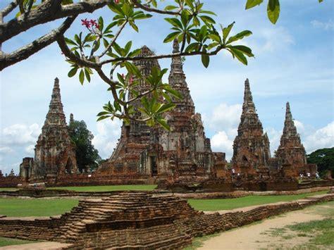 turisti per caso thailandia thailandia ayutthaya viaggi vacanze e turismo