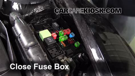 Replace A Fuse 2012 2016 Volkswagen Beetle 2013