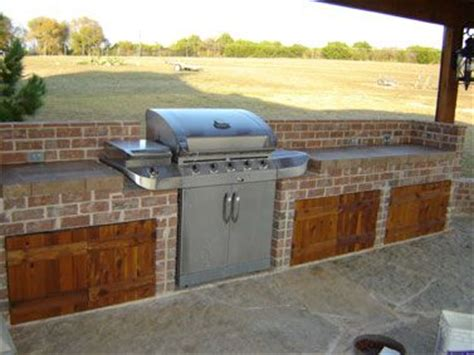 Backyard Grill Placement Grill In Bar Backyard Idea Jen This Would Be A Great