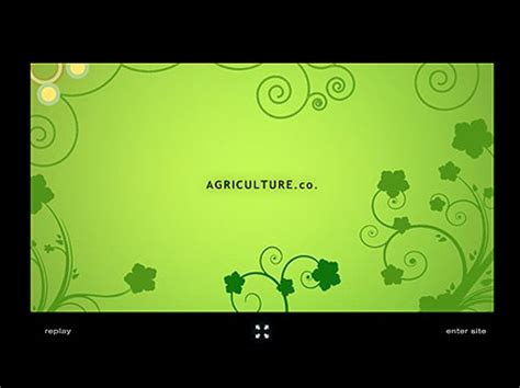 agriculture flash intro template id 300110456 from