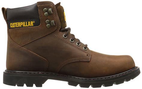 Boots Caterpillar 1 caterpillar s second shift p72593 work boots brown ebay