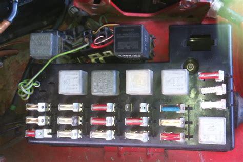 honda vezel fuse box wiring diagram