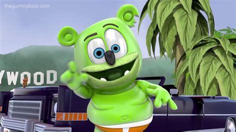 gummibaer  italian hd gummy bear song youtube