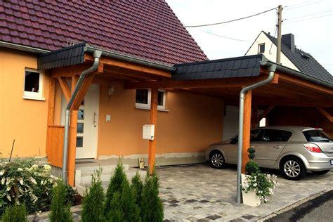 Der Oder Das Carport by Carports Balkone Vord 228 Cher Zimmerei Schreiber In