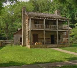 two story log homes two story log cabin for the home pinterest