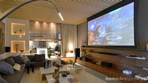16 simple and affordable home cinema room ideas