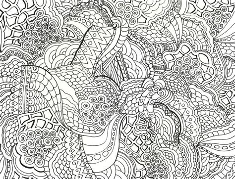 Mandala Coloring Pages Advanced Level Printable Az Advanced Coloring Pages For