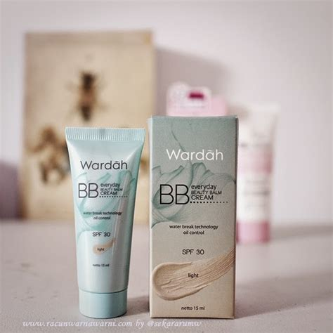Dan Fungsi Bb Wardah review bb garnier dan bb wardah my is my world