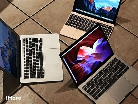 Macbook Air Dan Pro macbook vs macbook air vs macbook pro which apple laptop should you get imore