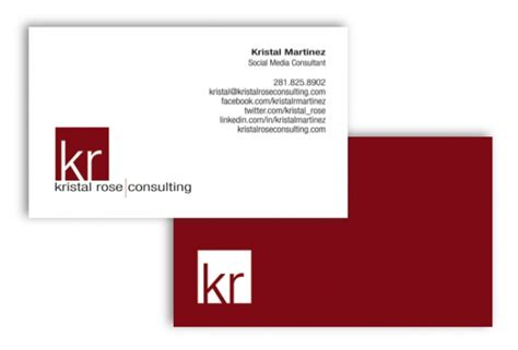 What Business Cards Say About You