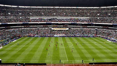 imágenes estadio azteca claro