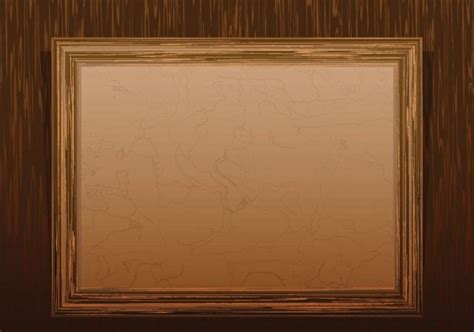 wood frame design vector classic wood frame 02 vector free vector in encapsulated