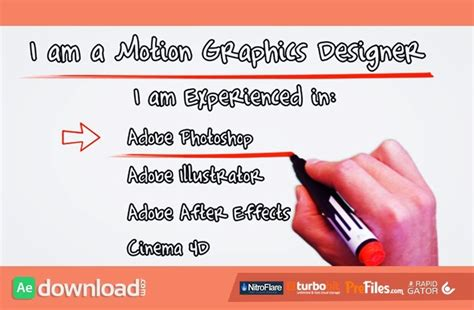 Whiteboard Animation Videohive Project Free Download Free After Effects Template Whiteboard Animation Template Free