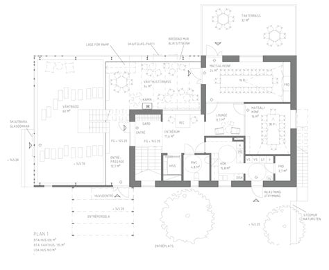 c plans gallery of uppgrenna nature house tailor made arkitekter