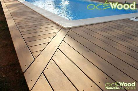 Piscine Bois Composite 566 17 meilleures images 224 propos de plages de piscine ocewood