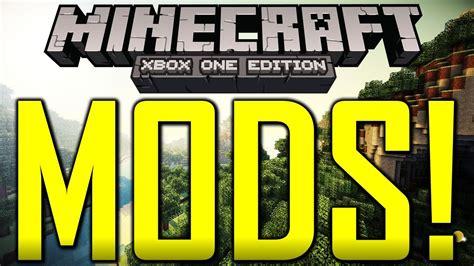 Mods In Minecraft Xbox One Edition | minecraft xbox one edition mods coming to xbox one mod