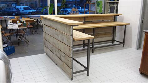 Custom Made Bar Counters Bar Inge Custom Made Shop Counter Benjamin Spoth Design
