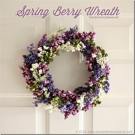 spring wreath diy 35 gorgeous diy spring wreaths the thinking closet