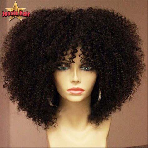 weave websites for black women brazilian human hair curly wigs full lace human hair wigs