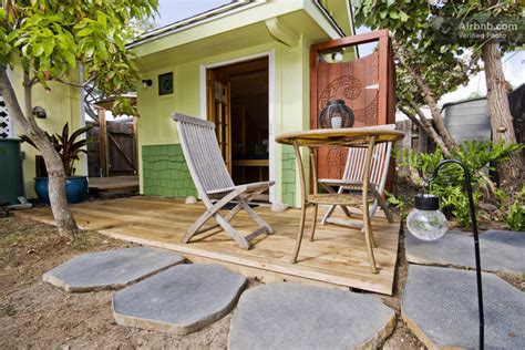 Small Homes For Sale In Hawaii An 80 Sq Ft Micro Cottage You Can Rent In Hawaii
