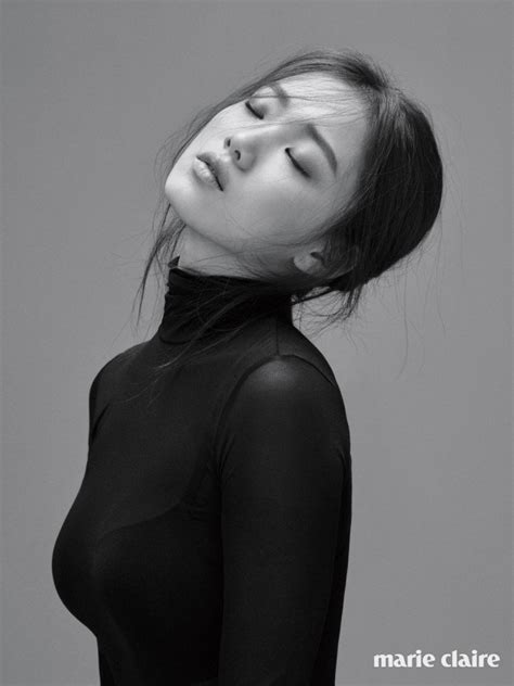 claire lee actress lee sung kyung is a stunning model in marie claire