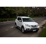 2016 Isuzu MU X LS T 4x4 Review  CarAdvice