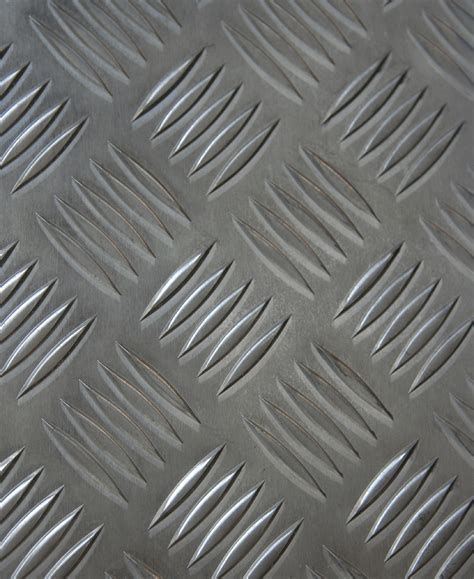 Plate Flooring by Steel Checker Plate 8mm