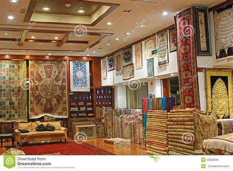 carpet and rug shop carpet rug shop stock photo image of shop rugs 43530936