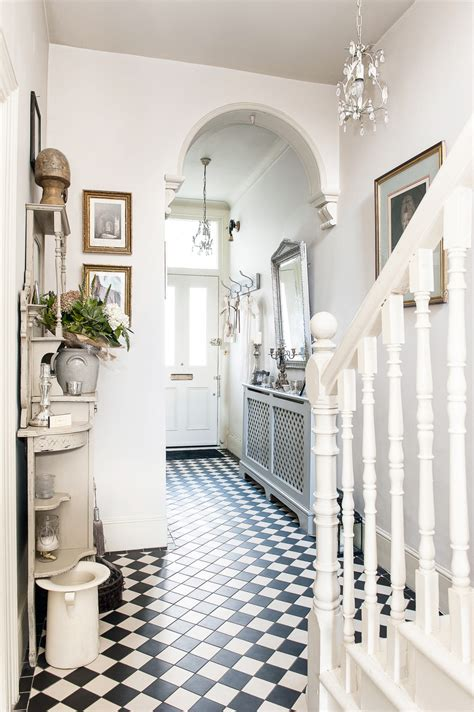Period Homes Interiors Magazine by Space Planning For Hallways Real Homes