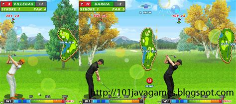 vijay themes java pro golf 2010 world tour mobile games java games for