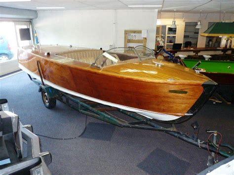 klassieke speedboot jaren 50 - Klassieke Speedboot