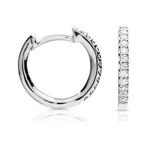 boucles d oreilles or blanc 0750 diamants 93fm09 a