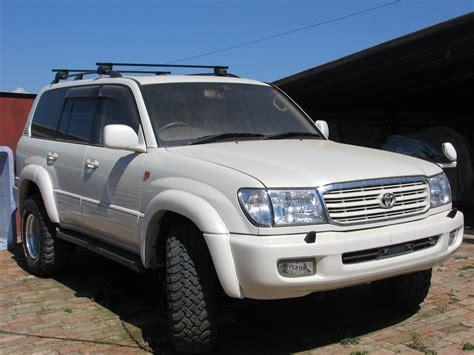 1999 Toyota Land Cruiser 1999 Toyota Land Cruiser Pictures 4200cc Diesel