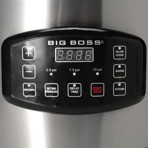 Gig Baby Cooker 1 5 L big 1300 watt stainless steel oval pressure cooker 8