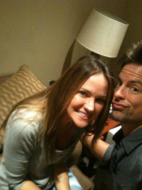 yrs sharon case and michael muhney together again in michael sharon michael muhney photo 34866351 fanpop