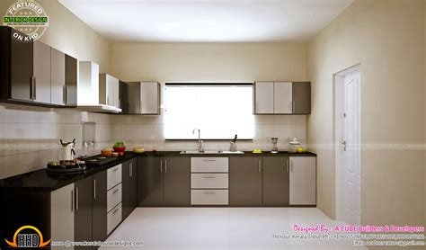 kerala style home kitchen design kitchen and master bedroom designs kerala home design