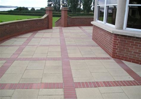 Cleaning Patio by Patio Cleaners Hull