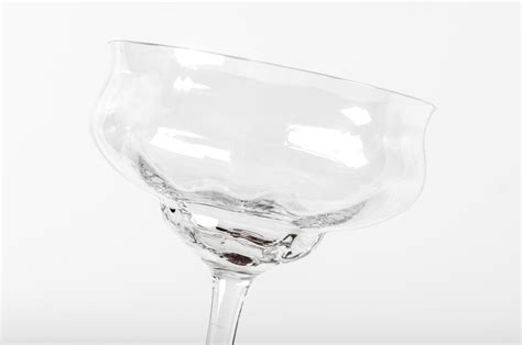 baccarat crystal barware vintage baccarat crystal coupes martini glassware set