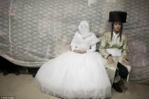 haredi ultra orthodox jewish wedding in jerusalem daily
